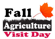 fall ag visit day