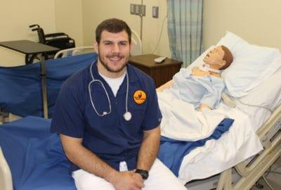 Featured academic department: Nursing