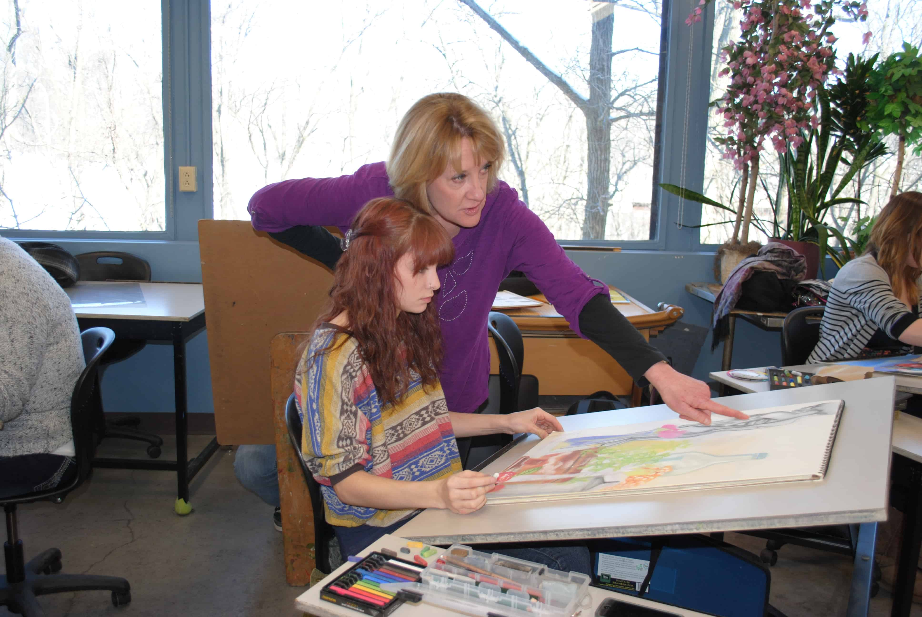 Discover more about the Communication and Fine Arts Department