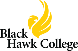 Black Hawk College Logo