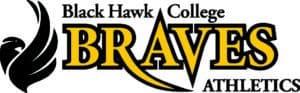 Braves Athletics logo