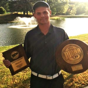 Golf Medalist Jake Beck
