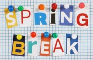 When Does Spring Break Start 2020.Spring Break No College Credit Classes Black Hawk College