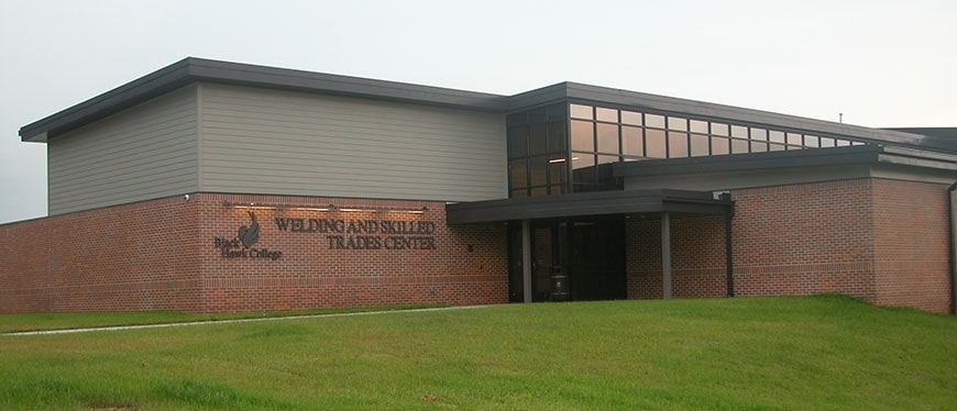 Welding and Trades Center in Kewanee