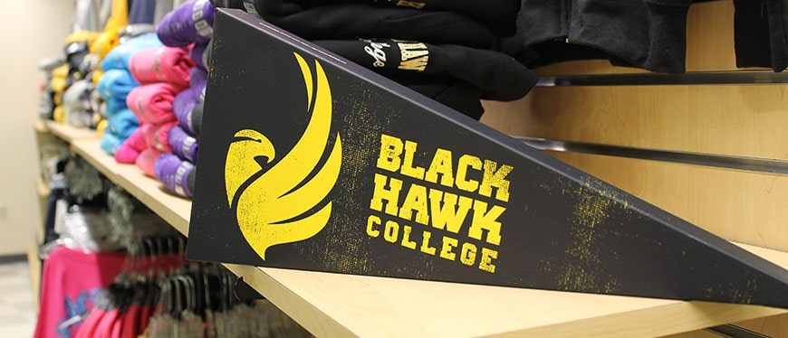 black hawk college bookstores on quad cities and east campus