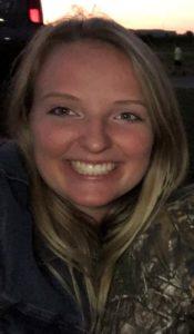Sarah Henne smiling