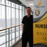Nursing graduate finds his passion