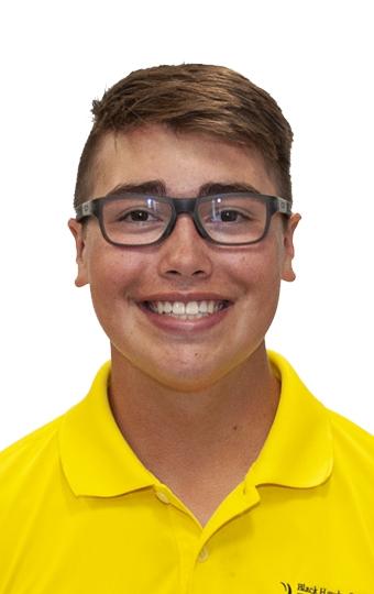 headshot of Peyton Perez