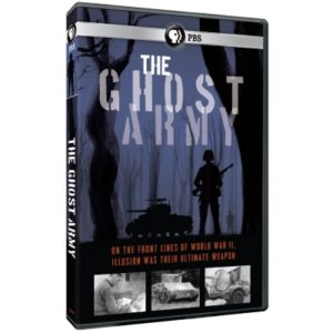 The Ghost Army DVD case