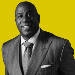 Leadercast 2020 speaker Earvin Magic Johnson