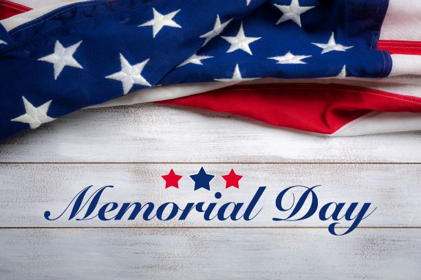 Memorial Day holiday - College closed - Black Hawk College