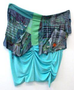 fabric art mumu