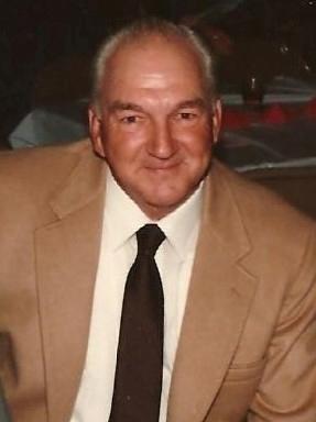 portrait of Donal Bud Ward