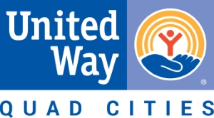 United Way Quad Cities logo