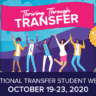 Celebrate National Transfer Student Week 2020