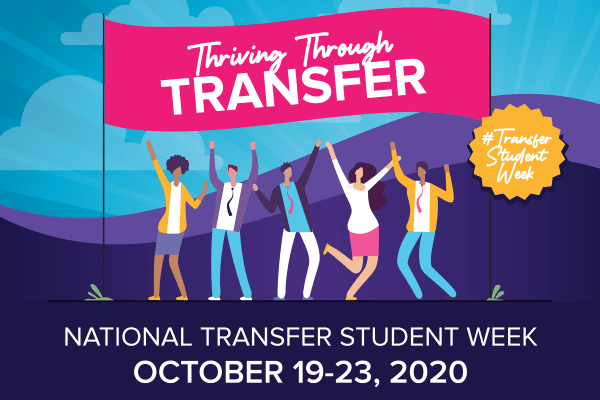 National Transfer Student Week illustration