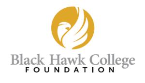 Black Hawk College Foundation logo