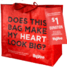 Buy a reusable shopping bag in March, support the BHC Foundation