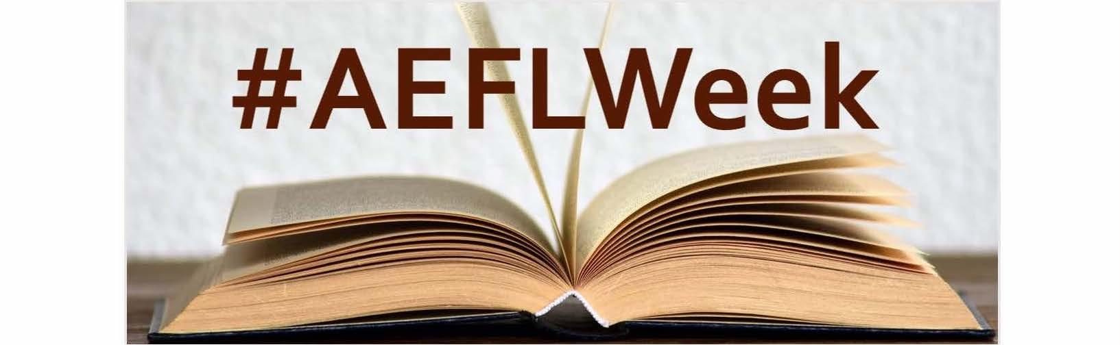 Adult Education & Family Literacy Week logo 2021